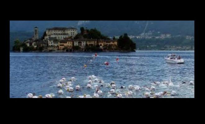 """Sul lago d'Orta in 400 per ADMO nella """"Nuotata sotto le stelle"""""""