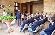 La polizia di Novara festeggia il patrono San Michele