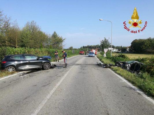 Incidente a Fontaneto