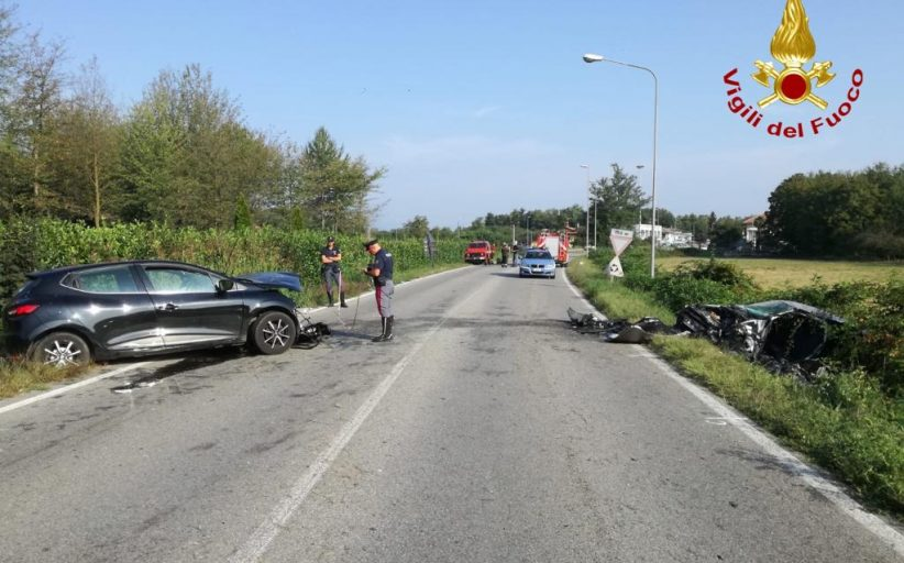 Incidente a Fontaneto, morto uno dei feriti