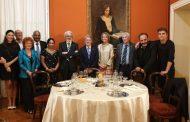 A cena con Rossini mercoledì nel foyer del Teatro Coccia