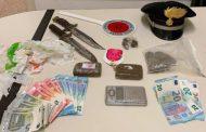 Controlli antidroga a Cerano, arrestati due giovani