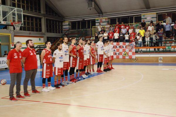 Basket Serie B: per Oleggio disco rosso ad Alessandria. Omegna batte Piombino