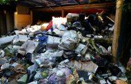 Abbandono di rifiuti al parco del Ticino di Galliate, una denuncia