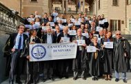 Flash mob degli avvocati contro la riforma della prescrizione