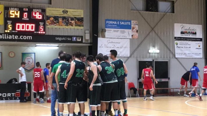 Basket serie D. I derby vanno a Galliate e Borgo. Prima gioia per la Victoria Novara