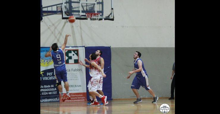 Basket Serie D. Il punto sulle novaresi e venerdì c'è Bk Club Novara-Borgomanero