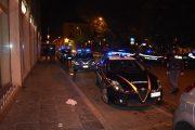 Novara, operazione interforze Alto Impatto