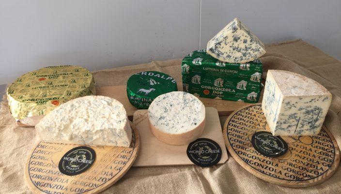 Latteria di Cameri, tre medaglie d'oro al World Cheese Awards