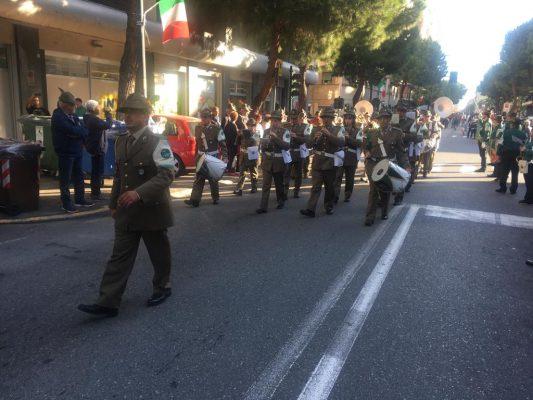 Il Comune di Novara a Savona per il raduno degli Alpini
