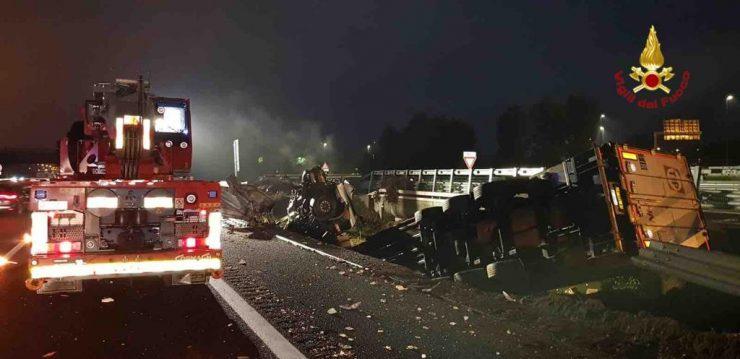 Incidente sull'A4