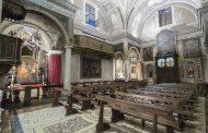 Lavori all'organo della chiesa di San Giovanni Decollato a Novara
