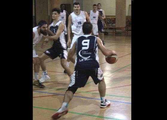 Basket serie D Galliate Borgoticino Novara Borgomanero 5 giornata