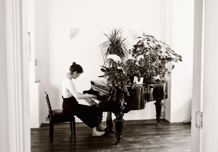 La pianista Kaja Draksler per il sabato sera jazz all'istituto Brera
