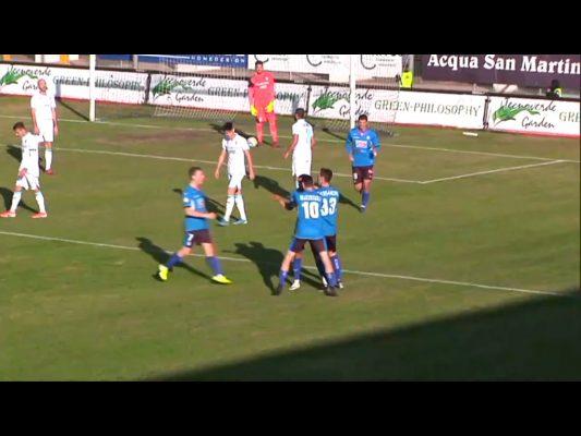 Novara corsaro ad Olbia. Le reti di Peralta e Bianchi rafforzano la posizione play-off