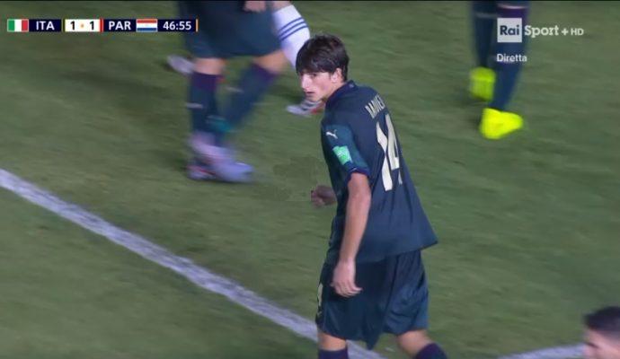 Esordio Mundial per Tommaso Barbieri. L'Italia già qualificata ai quarti trova l'Ecuador