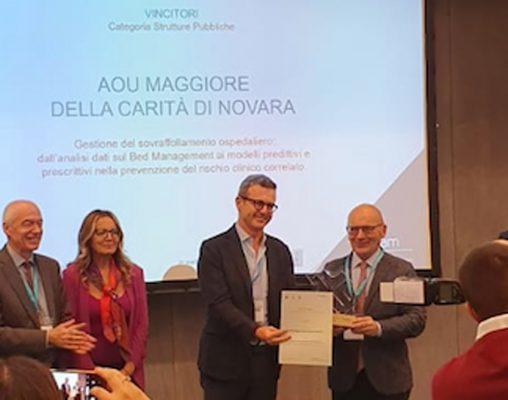 Un premio nazionale per il Maggiore di Novara