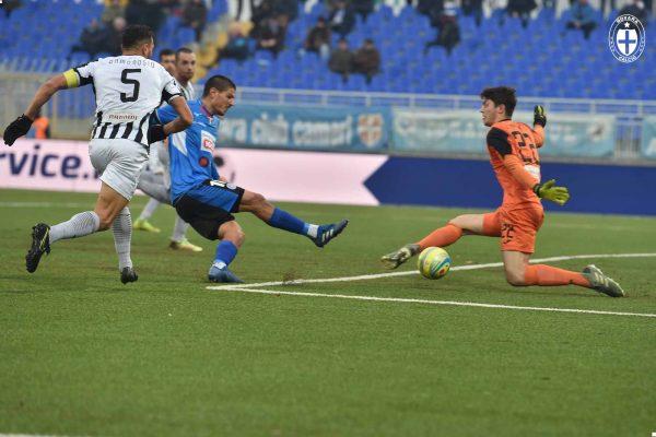 Novara Robur Siena 4-0 serie C Lega Pro