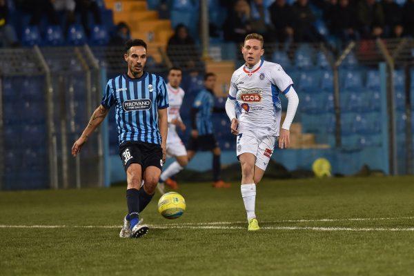 Lecco Novara calcio 3-2 serie C Lega Pro