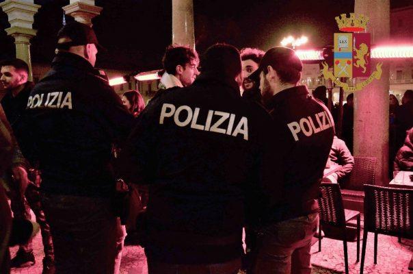 Movida in città: dai servizi di sicurezza, un arresto ed una minorenne ubriaca soccorsa grazie alla Polizia