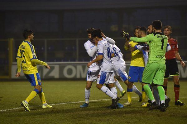 Occasione persa per salire al 5° posto. A Crema Pergolettese-Novara finisce 2-2