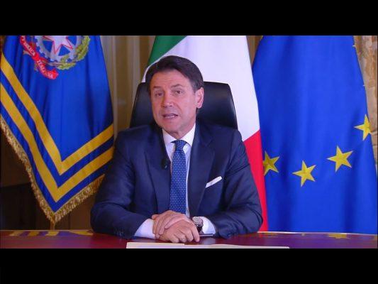 nuovo decreto Giuseppe Conte Presidente Consiglio novità restrizioni coronavirus