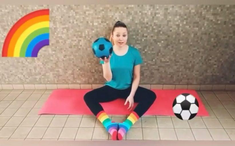 Dall'Associazione Le Rêve, gioco e movimento per i bimbi con un video ogni giorno