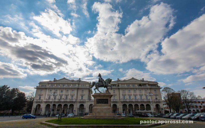 La bellezza di Novara, protagonista di un video emozionante