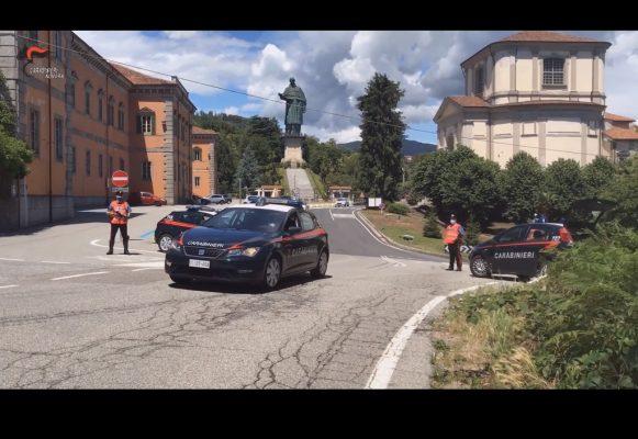 spaccio droga cocaina Arona movida Lago Maggiore