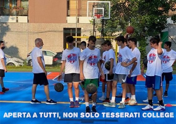 Basket College Novara via Pellerio