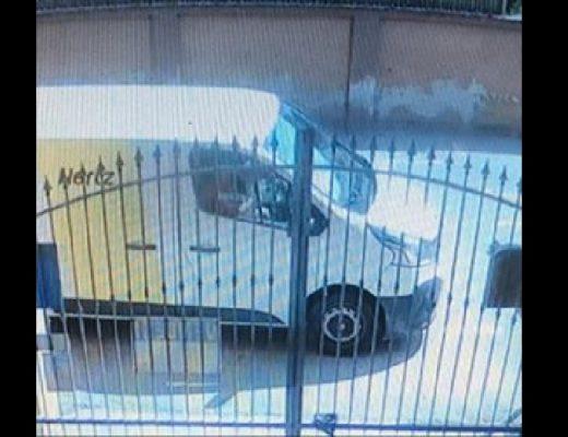Tentativi di furto segnalati nel novarese, chi vede questo furgone chiami il 112