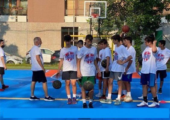 Basket College Novara diventa Centro Formativo C.O.N.I