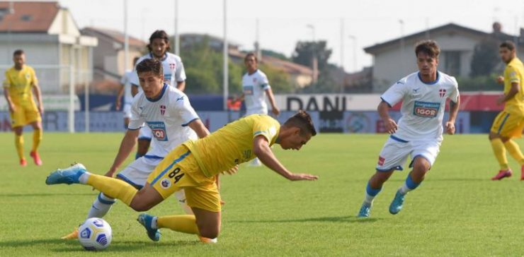 Cittadella Novara 3-1 Coppa Italia calciomercato