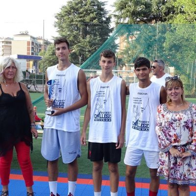 Quasi 100 ragazzi decretano il successo del 1° Trofeo Città di Novara di street basket 3Vs3