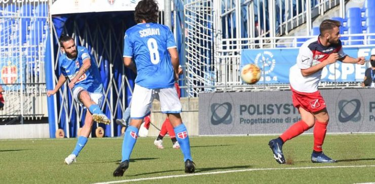Doppio Schiavi e Buzzegoli. Il Novara supera il turno di Coppa Italia con i nuovi acquisti in tribuna