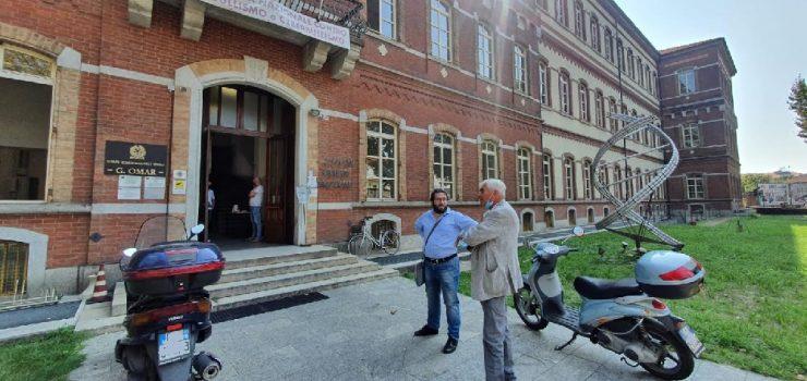 Edilizia Scolastica Provincia Novara sopralluogo