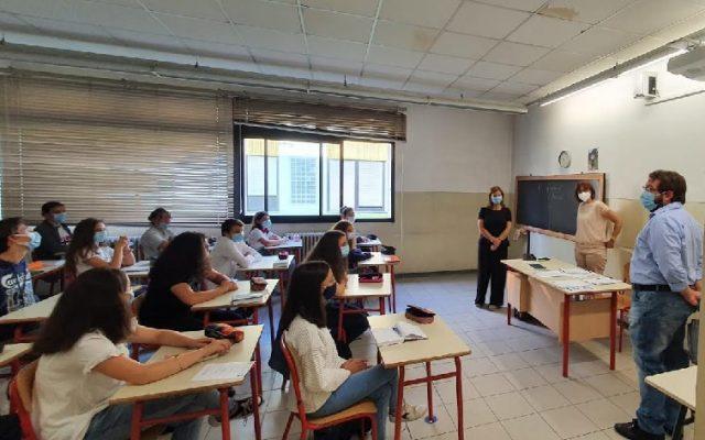 Impressioni positive dalla Provincia, dopo i sopralluoghi del Servizio Edilizia Scolastica a Borgomanero, Arona, Romentino e Novara
