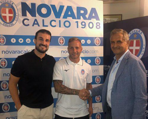 Mercato Novara calcio: Preso Giuseppe Panico dal Cittadella. In uscita richieste per Sbraga e Bortolussi