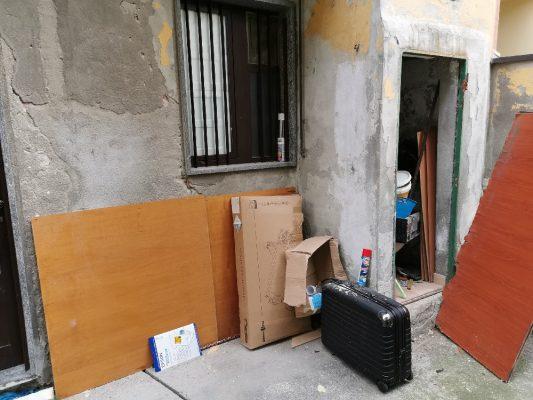 controlli Polizia Locale Novara via Dante