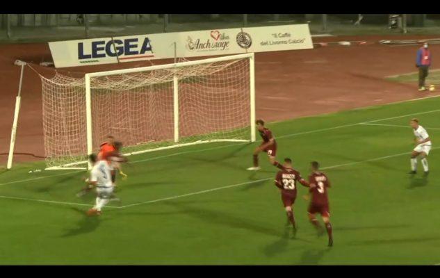 Livorno-Novara 2-3 serie C esonero Banchieri