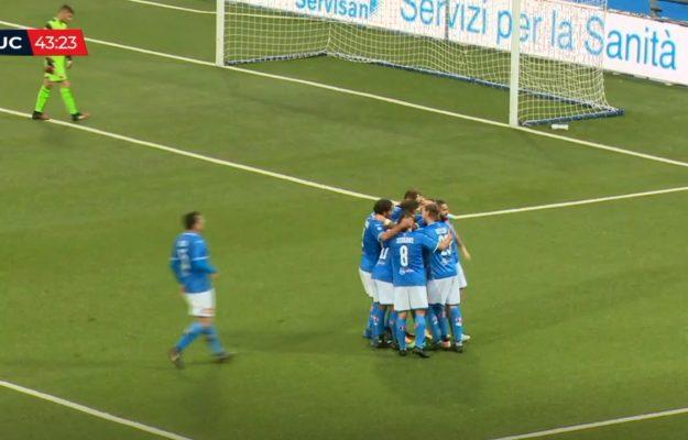 Migliorini, Firenze e Lanini si godono in tribuna il 3-0 del Novara alla Lucchese