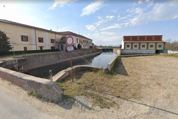 pescatore morto fulminato Olengo Novara