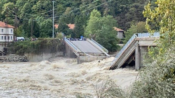 Decreto urgente per il ponte di Romagnano. La Provincia stanzia oltre 1 mln pescando dall'avanzo d'amministrazione