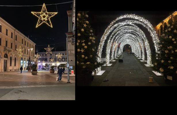 """Il 1° dicembre a Novara si accendono le """"Luci sul Natale"""". Canelli: """"Un segno di speranza per la città"""""""