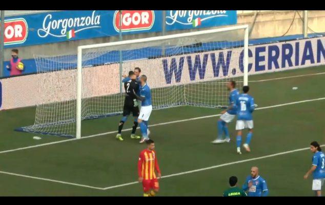Il Novara non punge, facile 0-0 per l'Albinoleffe con Lanni che para un rigore a Manconi