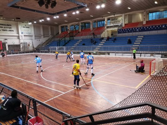 Azzurra Novara rimontata sul 4-4 dal Pordenone, rimandato ancora il 1° successo stagionale