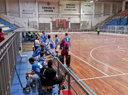 Azzurra Novara Gsh Pordenone 4-4 Hockey A2