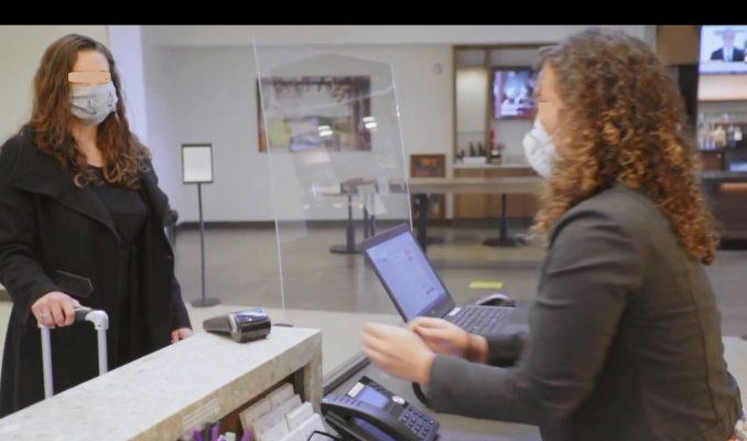 Il primo COVID-Hotel del novarese da oggi apre le porte ai pazienti autosufficienti