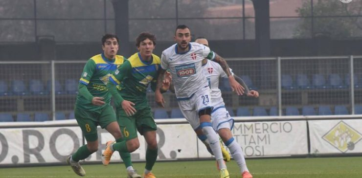 Pergolettese Novara 2-0 serie C Lega Pro
