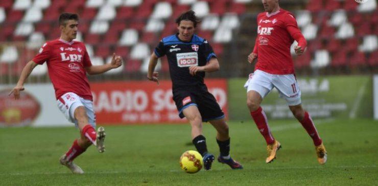 Generoso ma fragile. Il Novara di Marcolini non riesce a vincere pur facendo tre goal a Piacenza